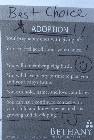 adoption choice